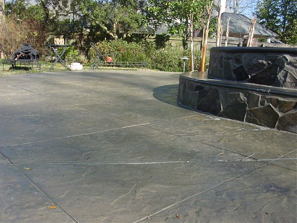 Nu Crete Designs Stamped Concrete